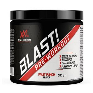 Blast Pre Workout CBD and Sport