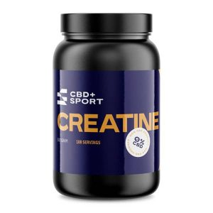 CBD and Sport Creatine